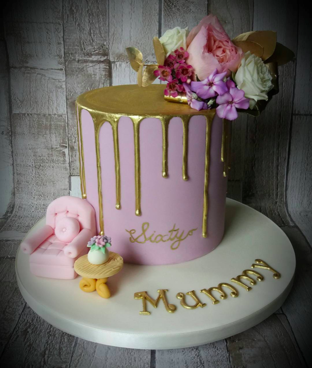 Bakers and Cakers - Mothers Day Cake