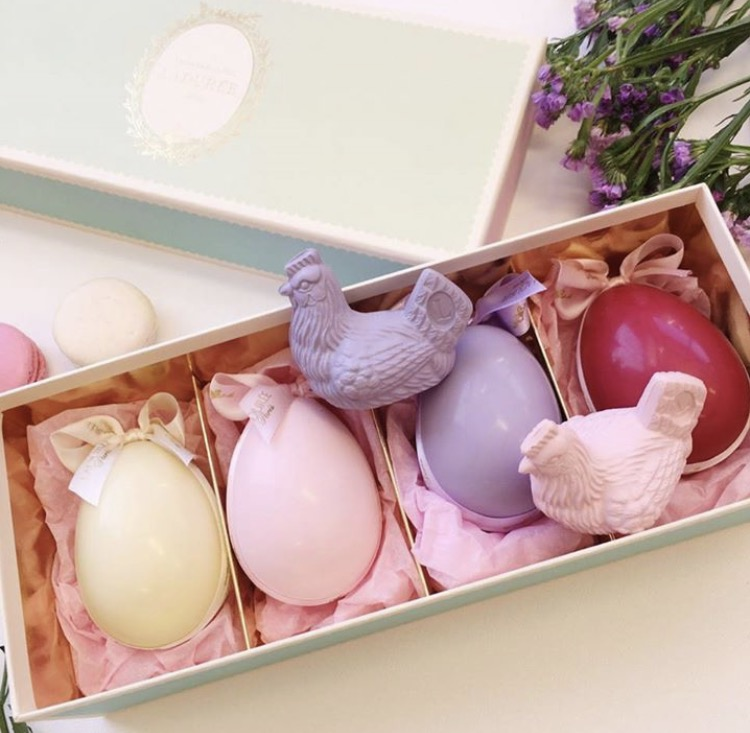 Bakers and Cakers , Laduree Easter Eggs