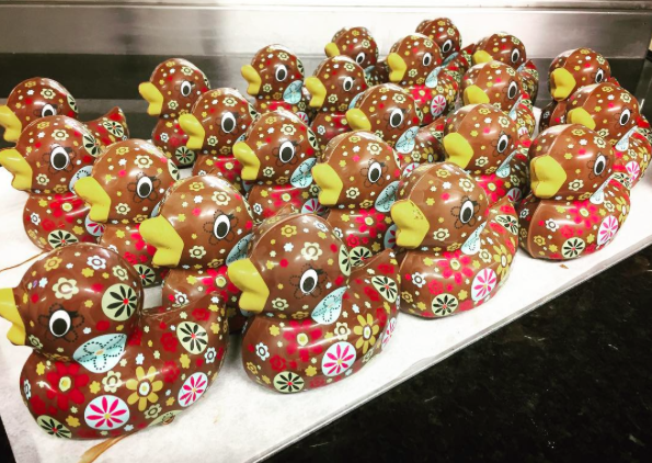 Bakers and Cakers , Easter ducks
