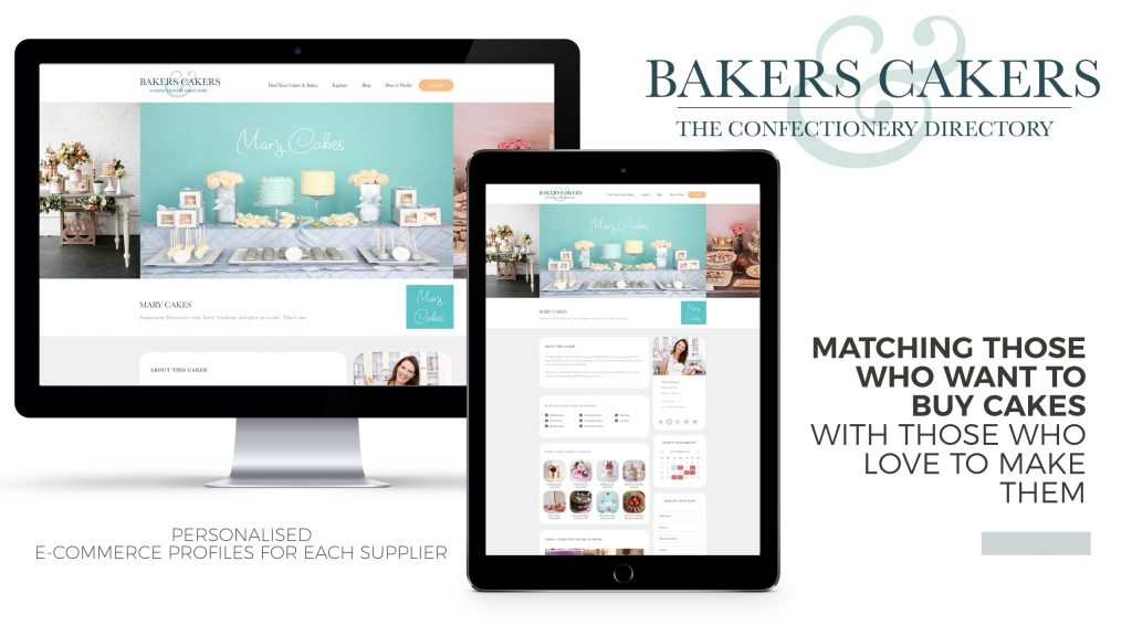 Bakers and Cakers
