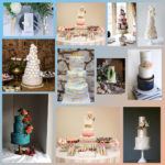 Wedding cake trends 2018