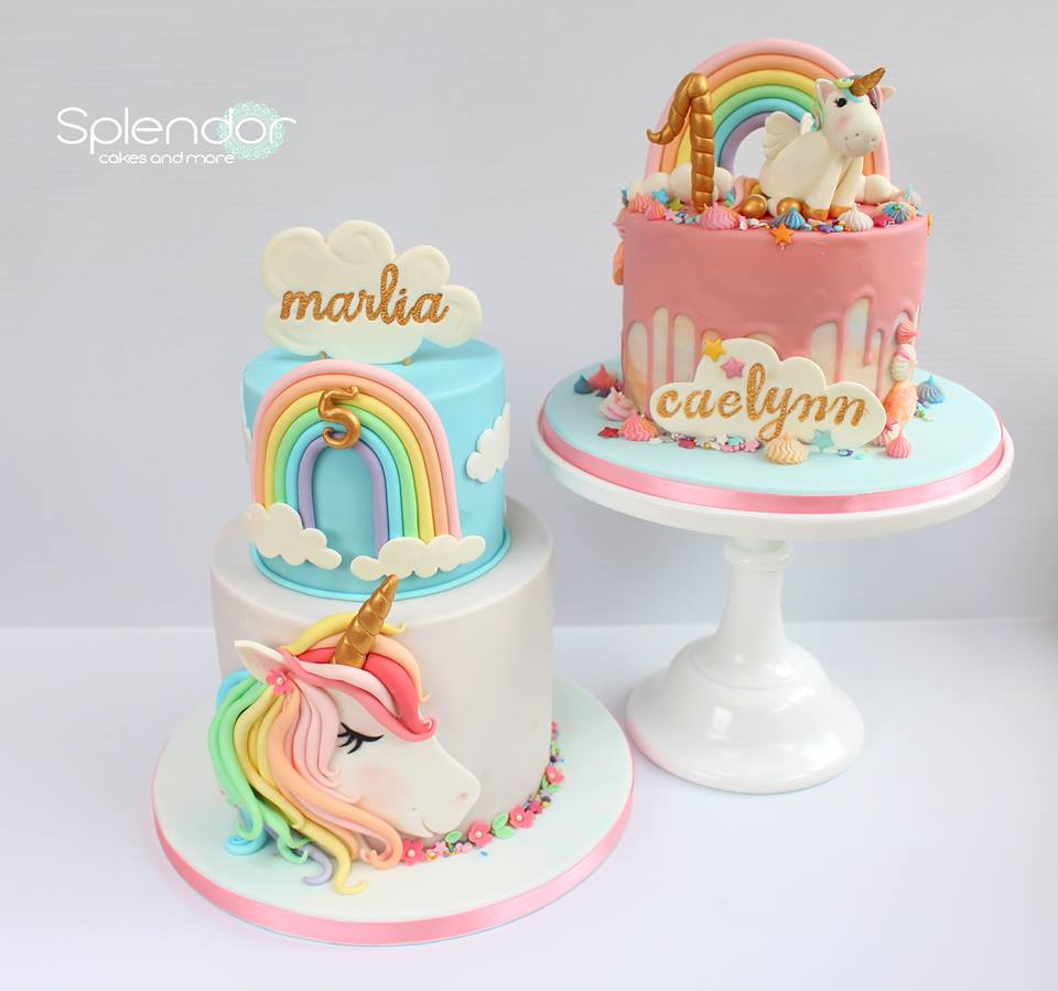 13 Unicorn Cake Designs To Bring Magic To Your Day Bakers And Cakers