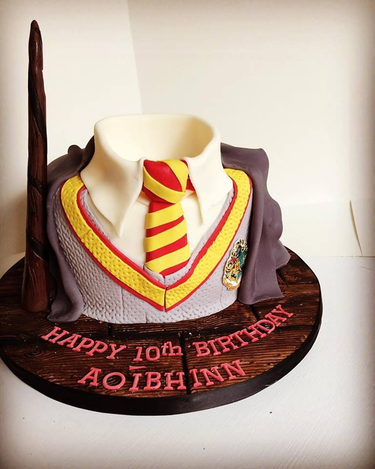 Harry Potter cake -2210 Patisserie