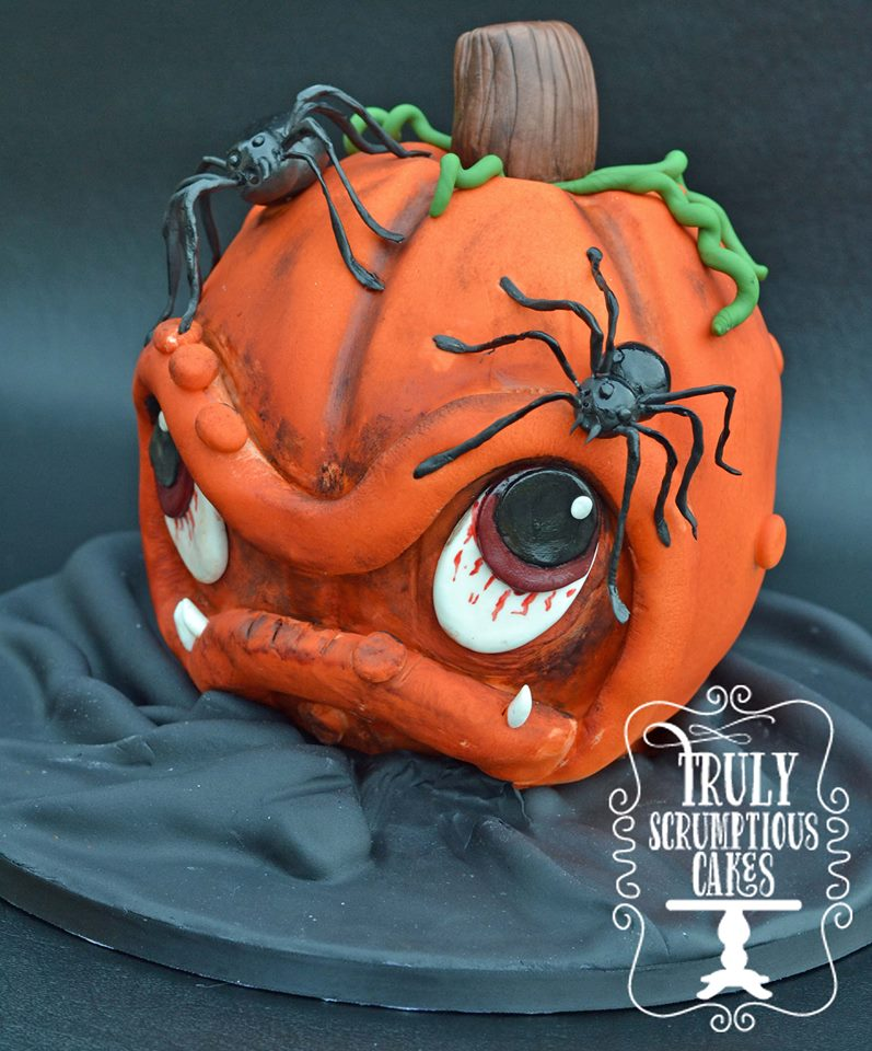 halloween cakes - Truly Scrumptious Cakes