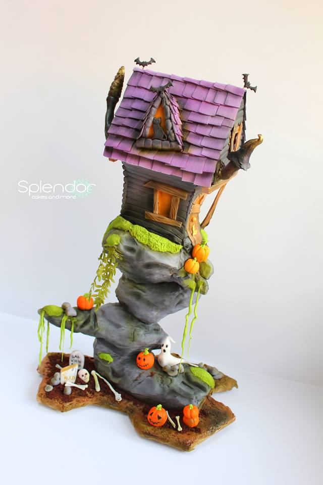 Halloween caked - splendor cakes and more