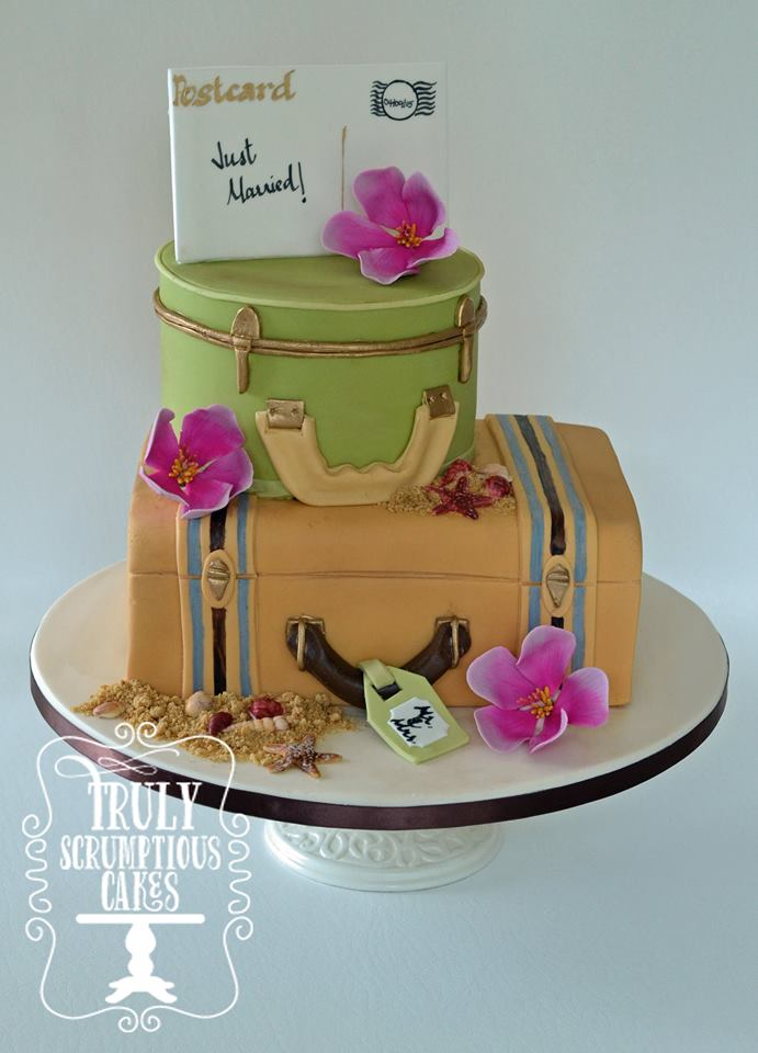 Alternative Wedding Cakes - Just Married