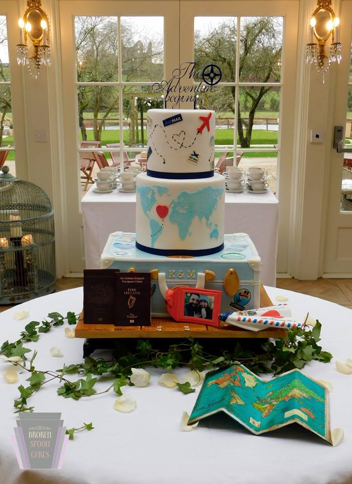 alternative wedding cake